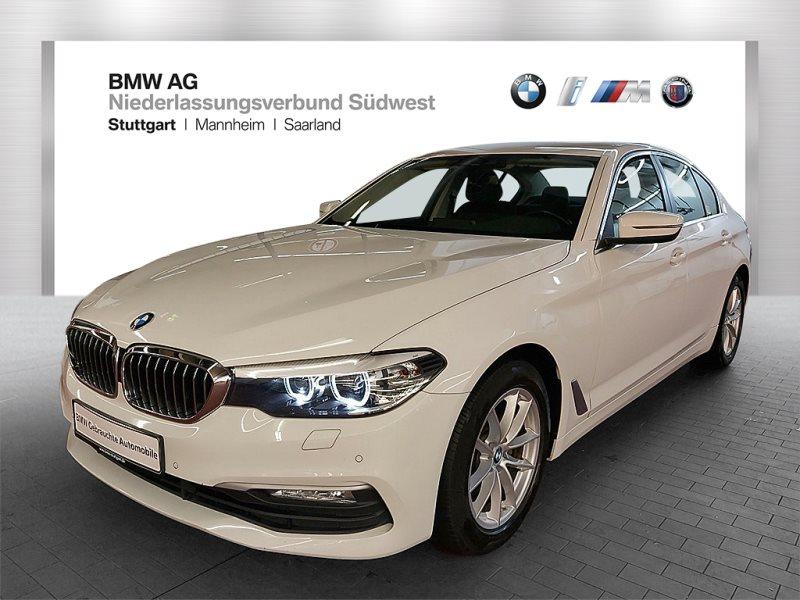 BMW 520d Limousine Navi Prof. D.Assist Alarm Shz, Jahr 2017, Diesel