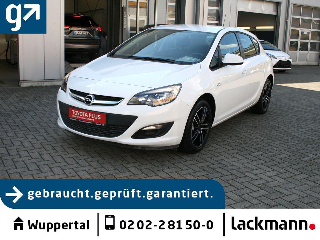 Opel Astra 1.4 Turbo ecoFLEX Start/Stop ENERGY, Jahr 2014, Benzin