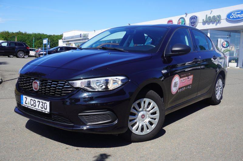 Fiat Tipo Lim. Pop / Sitzheizung, Parkpilot, Bluetooth, Jahr 2016, Benzin
