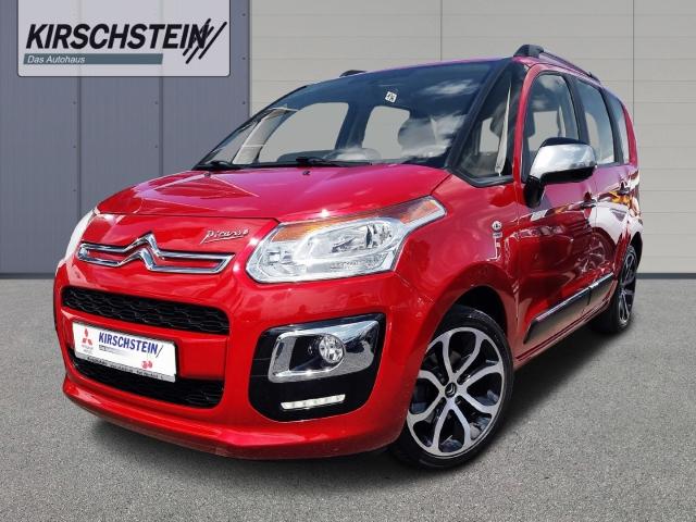 Citroën C3 Picasso Selection 1.6 VTi 120 PDC WR Bluetooth, Jahr 2013, Benzin
