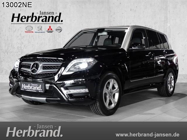Mercedes-Benz GLK 350 4Matic (BlueEFFICIENCY) 7G-TRONIC, Jahr 2015, Benzin