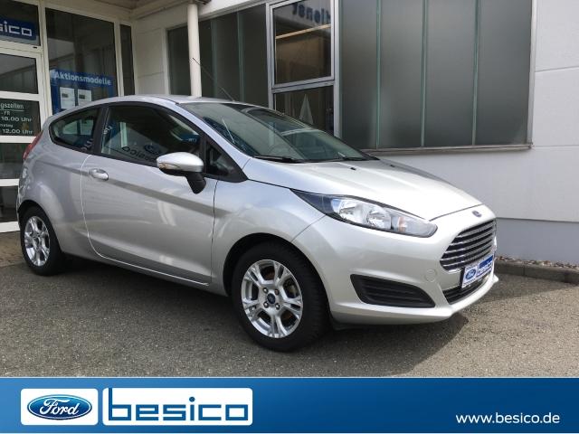 Ford Fiesta SYNC Edition+Winter Paket+LMF+Klimaanlage, Jahr 2014, Benzin