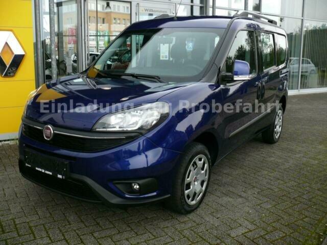 Fiat Doblo Cargo SX Kombi,Klima,Servo,ZV,4xFH,Radio, Jahr 2019, Benzin