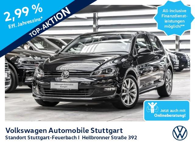 Volkswagen Golf VII 1.4 TSI Highline Klima, Jahr 2015, Benzin
