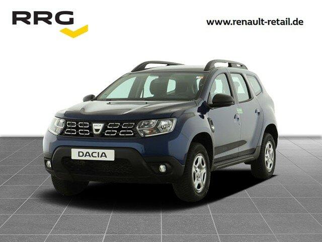 Dacia Duster II TCe 100 Comfort 2WD, Jahr 2019, Benzin