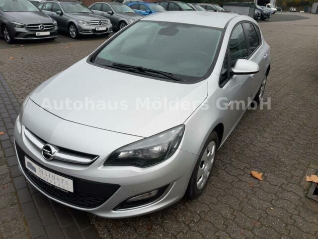 Opel Astra 1.4 *Garantie*Klima*Navi*90 mtl., Jahr 2013, Benzin