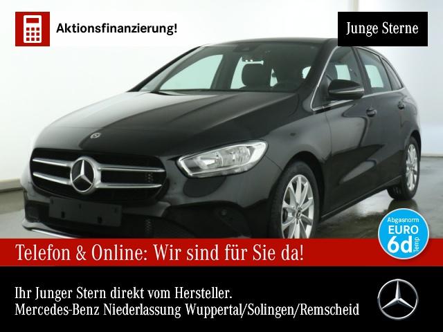 Mercedes-Benz B 180 Navi Premium AHK Laderaump Spurhalt-Ass PTS, Jahr 2019, Benzin