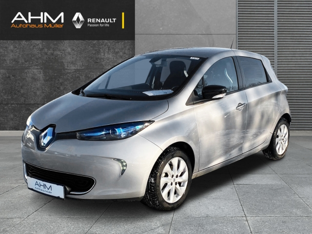 Renault ZOE Intens Q210 *22kWh-Mietbatterie*, Jahr 2014, Elektro
