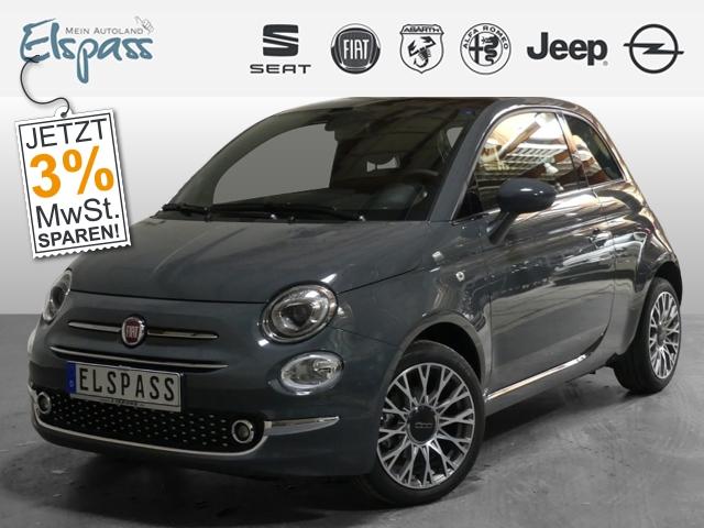 Fiat 500 Star Serie 7 1.2 KLIMA PANORAMA PDC 7''TOUCH, Jahr 2019, Benzin