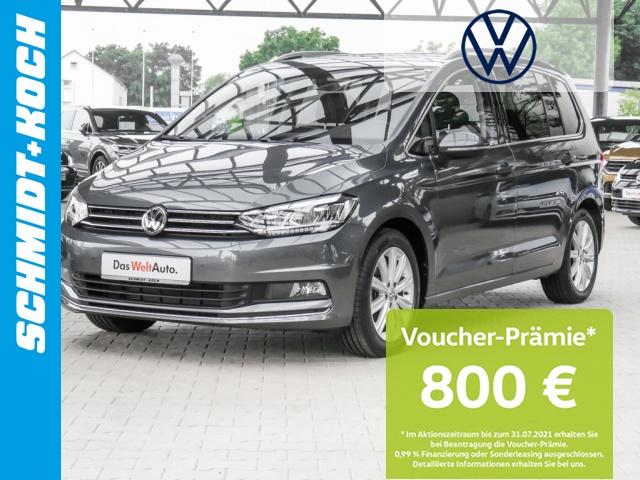 Volkswagen Touran 1.5 TSI Highline (7-Sitzer) NAVI LED DSG, Jahr 2020, Benzin