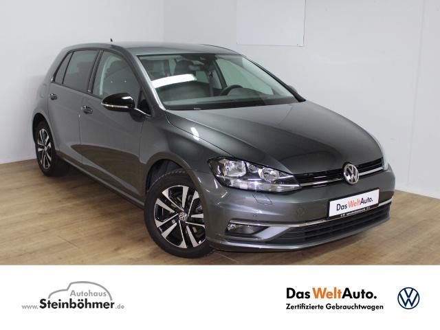 Volkswagen Golf IQ.DRIVE 1.0TSI Navi ACC Sitzhz. LightAss, Jahr 2019, Benzin