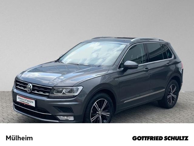 Volkswagen Tiguan 2.0 TDI DSG NAVI VIRT.COCKP. SIH PDC, Jahr 2017, Diesel