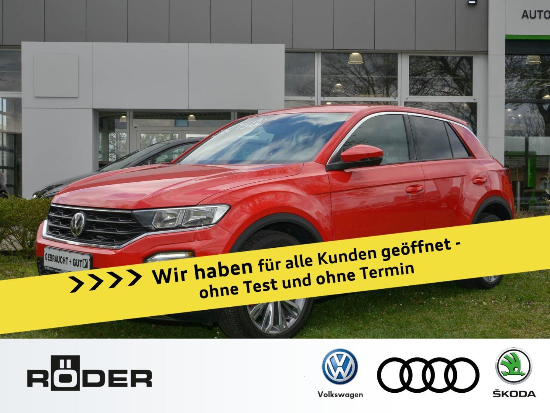 Volkswagen T-ROC Sport 1.5 TSI DSG Navi ActiveInfo DAB Kame, Jahr 2019, Benzin