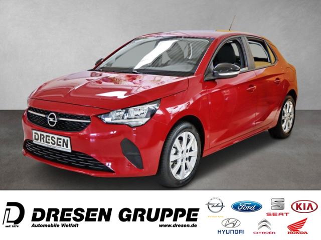 Opel Corsa F Edition 1.2 EU6d, Sitzheizung, Parkpilot hinten, Allwetterreifen, uvm., Jahr 2021, Benzin