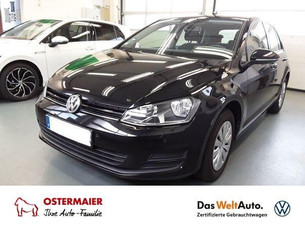 Volkswagen Golf VII Trendline 1.2TSI SHZG.2xPDC.CLIMATRONIC, Jahr 2014, Benzin