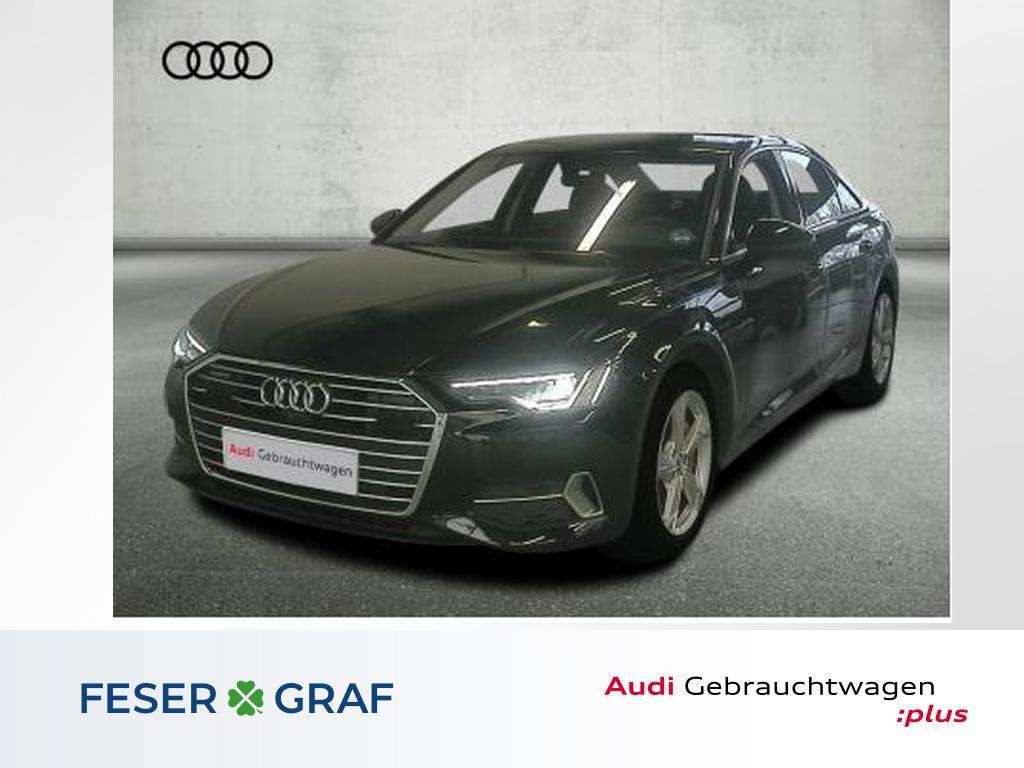 Audi A6 Lim Sport 50TDI q Matrix/ACC/Memory/DAB/19, Jahr 2020, Diesel