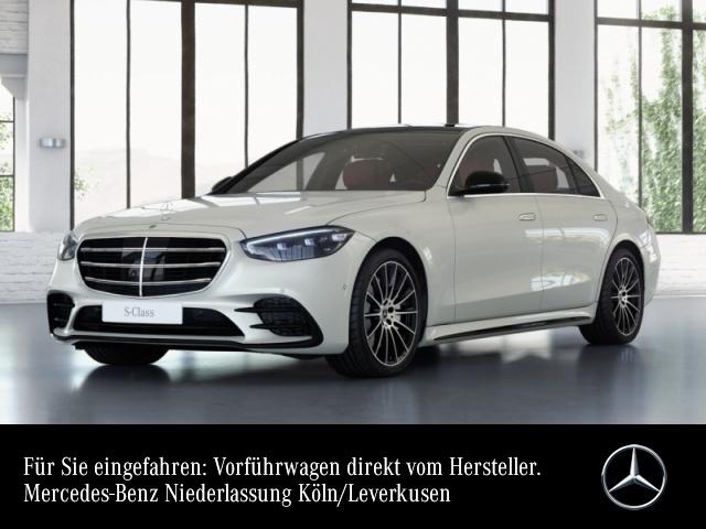Mercedes-Benz S 500 L 4M AMG designo Exkl-Paket Burmester 3D HUD, Jahr 2021, Benzin
