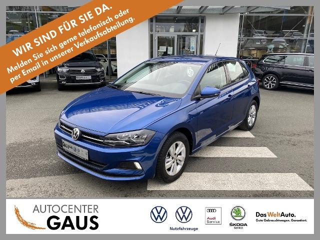 Volkswagen Polo Comfortline 1.0 Klima LM-Felgen, Jahr 2020, Benzin