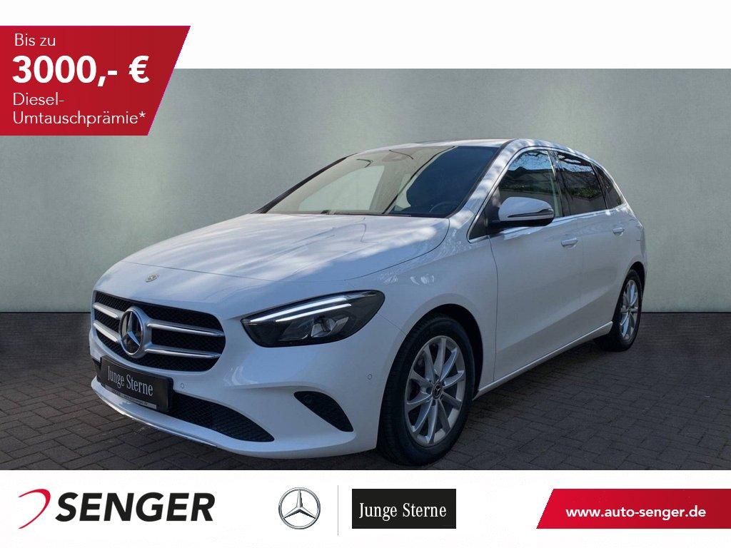 Mercedes-Benz B 180 Progressive Navi-Premium LED Kamera, Jahr 2020, Benzin