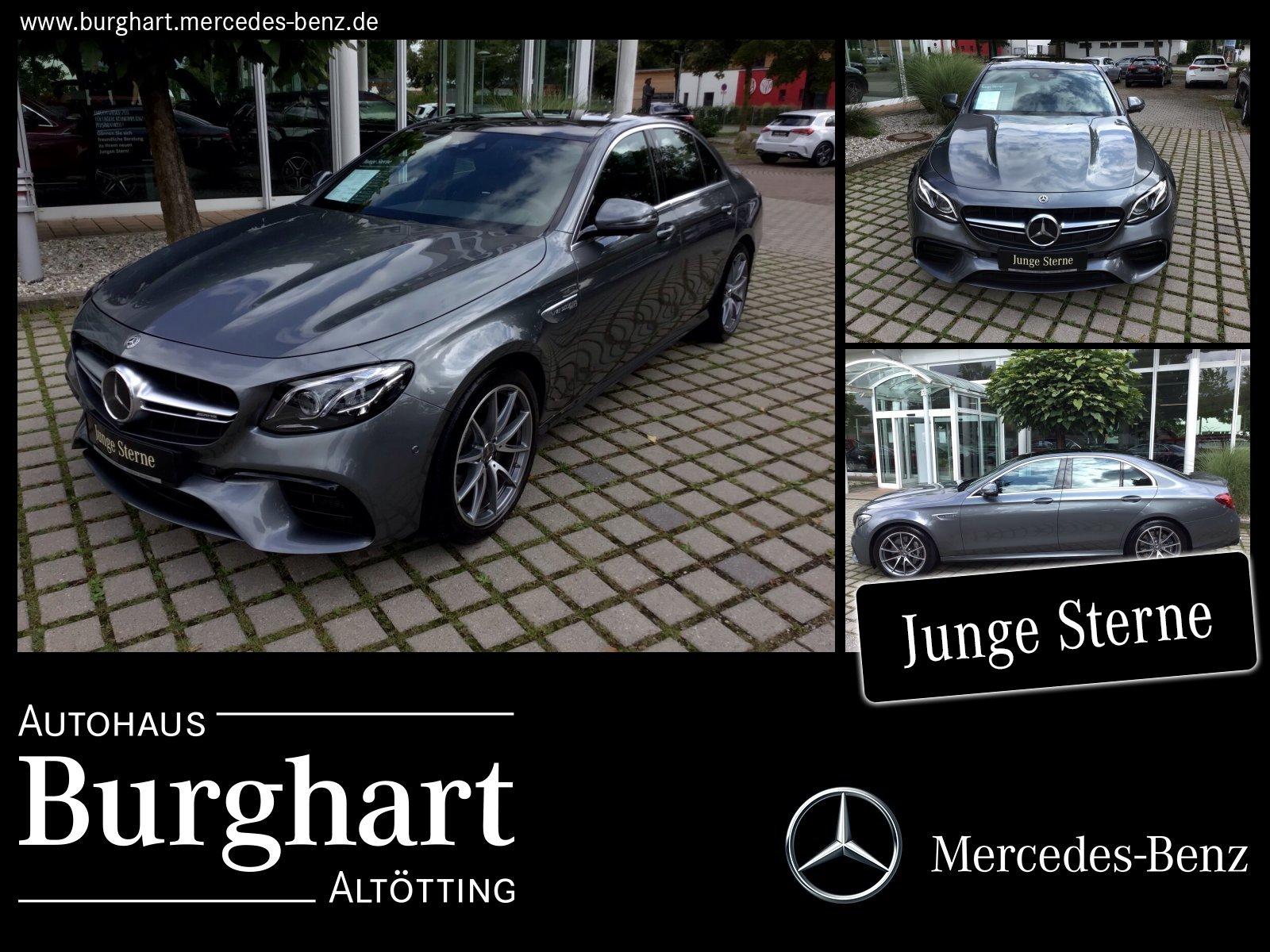 Mercedes-Benz Mercedes-AMG E 63 4M+ PanoDach/COMAND/Distronic, Jahr 2019, Benzin