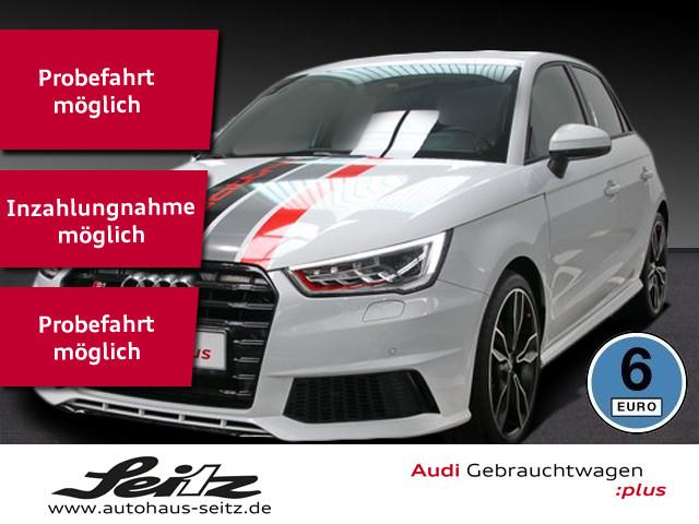Audi S1 Sportback 2.0 TFSI quattro BOSE*DAB*PDC*MMI+, Jahr 2016, Benzin
