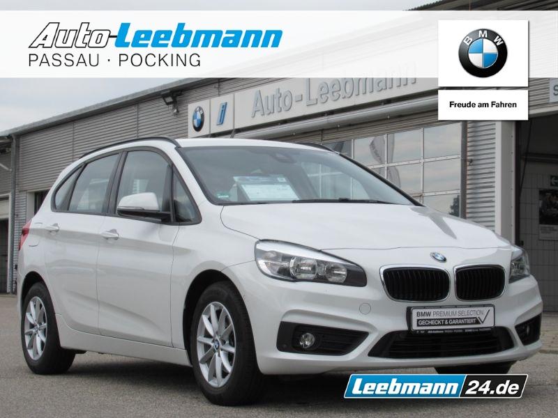 BMW 216d Active Tourer Advantage 2 JAHRE GARANTIE, Jahr 2017, Diesel