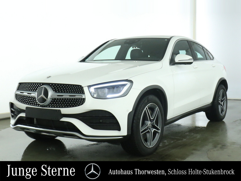 Mercedes-Benz GLC 400 d 4MATIC Coupé AMG SD Distro Comand, Jahr 2020, Diesel