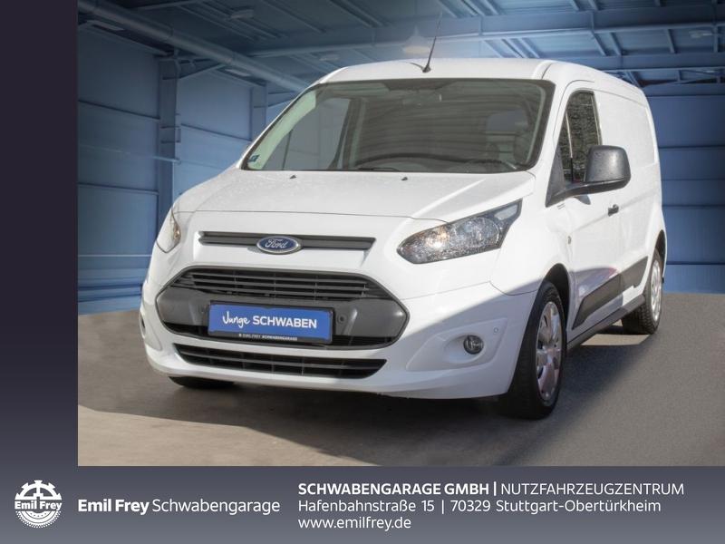 Ford Transit Connect 240 L2 Trend - Nutzlast 800kg, 2,4t zGG, Jahr 2016, Diesel