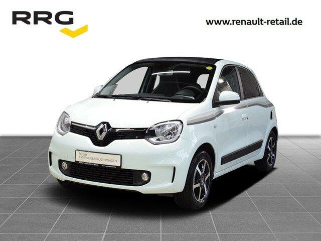 Renault TWINGO 3 1.0 SCE 75 LIMITED DELUXE KLEINWAGEN, Jahr 2020, Benzin