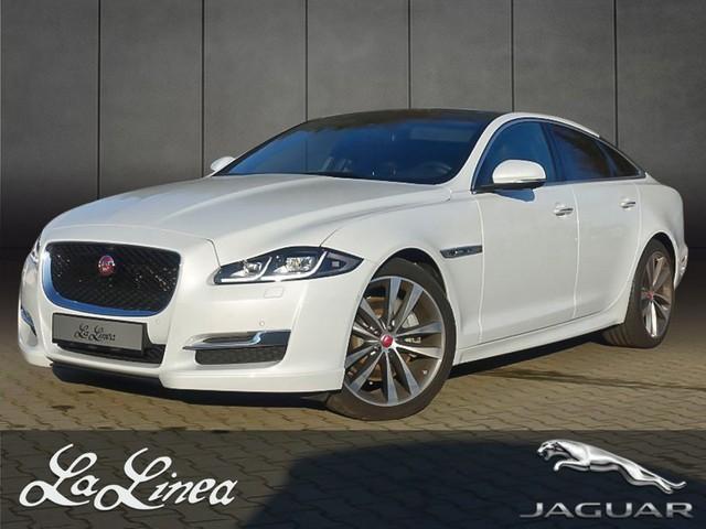 Jaguar XJ 3.0 V6 AWD R-Sport Fahrassistenzpaket, Jahr 2018, Benzin