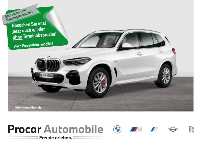 BMW X5 xDrive30d, Jahr 2021, Hybrid_Diesel