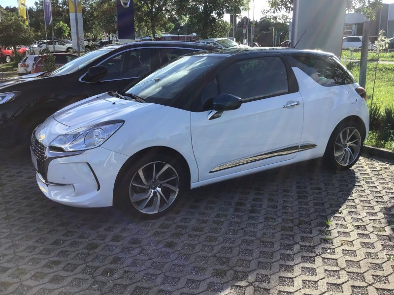 DS Automobiles DS 3 1.2 PureTech 130 SportChic Stop&Start, Jahr 2017, Benzin