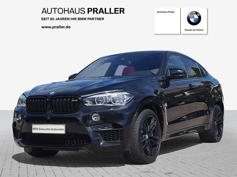 BMW X6 M AHK B&O Sound 21 DAB Vollleder Kamera, Jahr 2017, Benzin