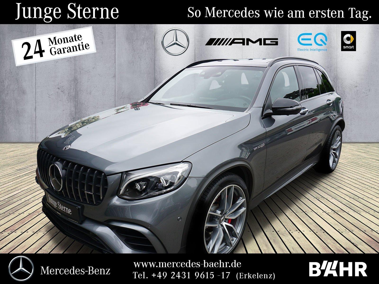 Mercedes-Benz Mercedes-AMG GLC 63 S 4MATIC+ COMAND APS/Styling, Jahr 2018, Benzin