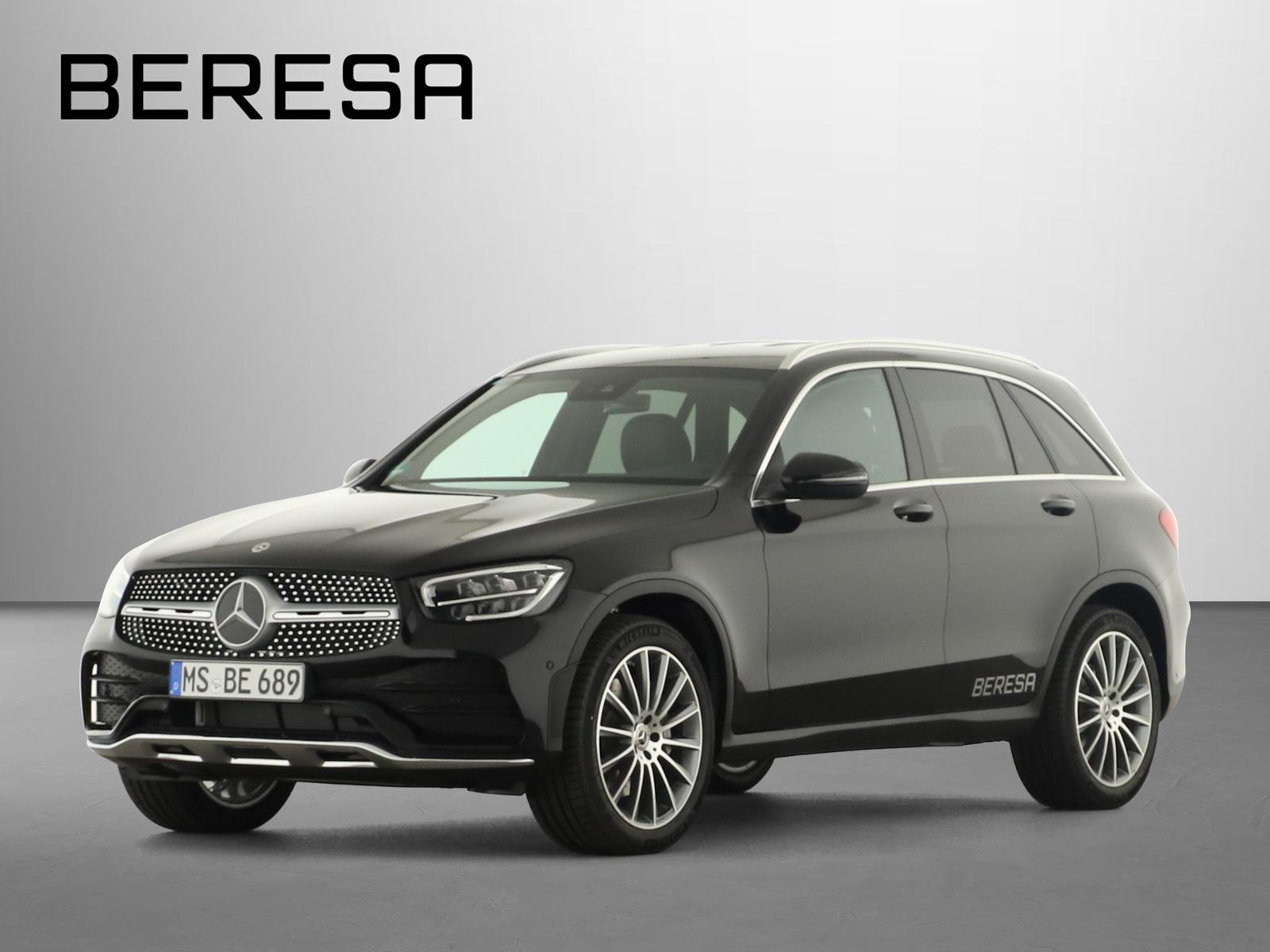 Mercedes-Benz GLC 220 d 4M AMG LED AHK Kamera PDC, Jahr 2021, Diesel