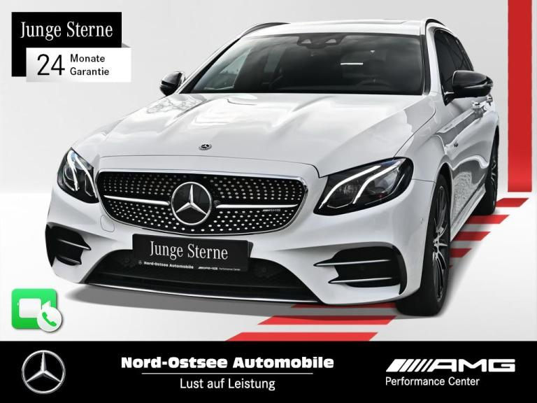 Mercedes-Benz E 53 AMG T 4M DriversP. SHD Distro Kamera Wide, Jahr 2018, Benzin