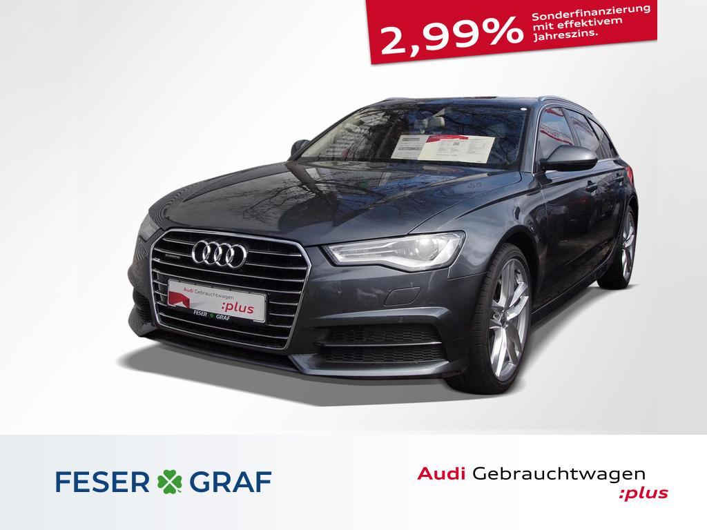 Audi A6 Avant 2.0 TFSI quatto S tronic Bose/Panorama, Jahr 2017, Benzin