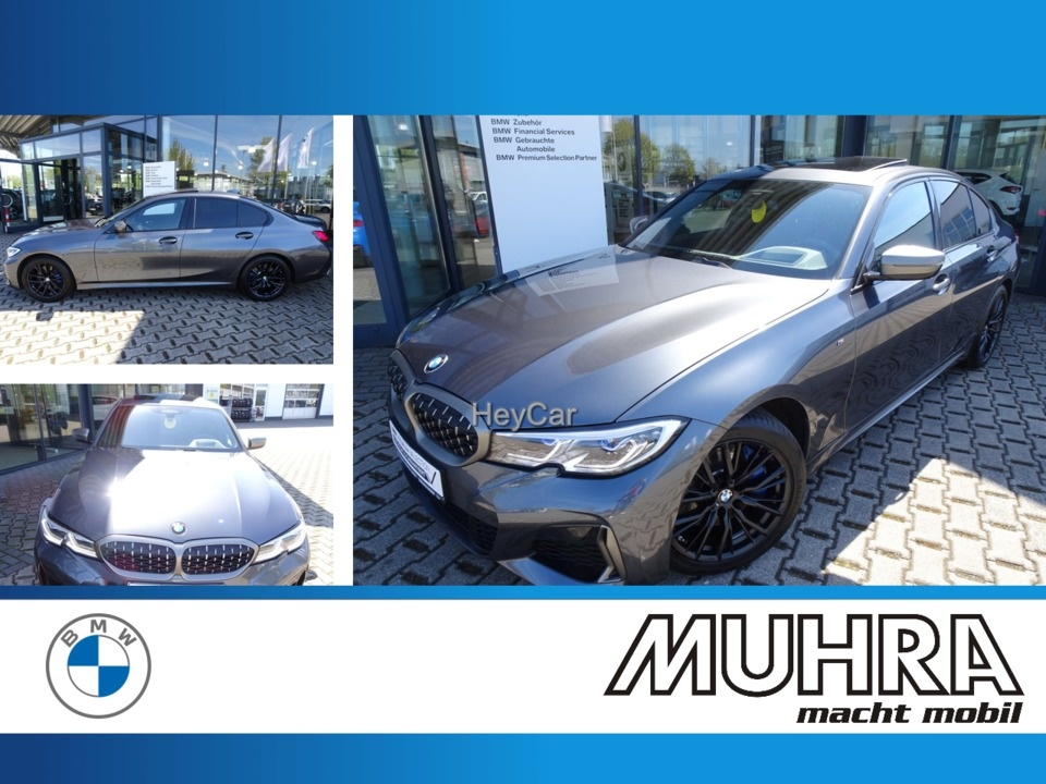 BMW M340iAx Glasdach Head Up DAB Laser HiFi, Jahr 2020, Benzin
