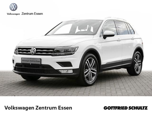 Volkswagen Tiguan Sound 1,4 TSI Navi Pano LED DYNAUDIO Alu19, Jahr 2017, Benzin