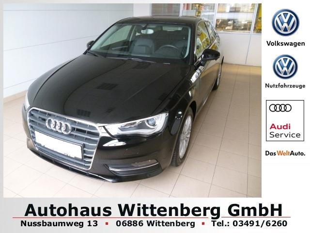 Audi A3 1.4 TFSI Ambiente*Xenon*GRA*SHZG, Jahr 2013, Benzin