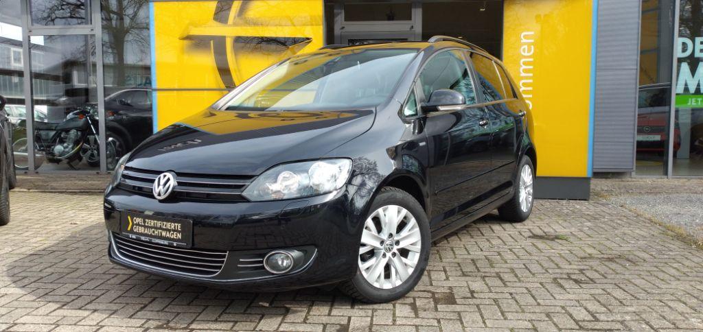 Volkswagen Golf Plus 1.6 TDI BlueMotion Life *Navi/Sitzhz.*, Jahr 2013, Diesel