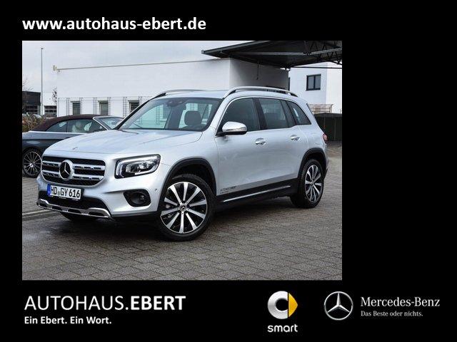Mercedes-Benz GLB 200 Progressive+Navi+LED+DISTRONIC+Memory, Jahr 2019, Benzin