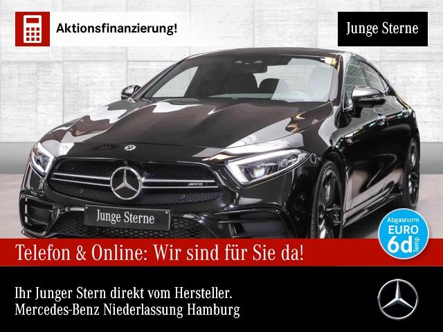 Mercedes-Benz CLS 53 AMG 4M+ DISTRONIC MULTIBEAM WIDE NIGHT360, Jahr 2020, Benzin