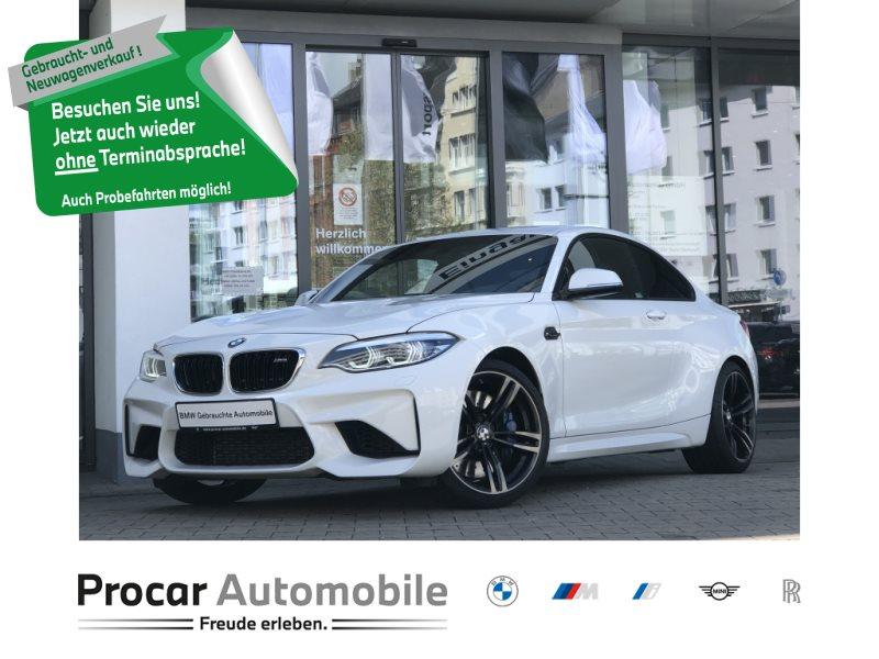 BMW M2 Coupé LED WLAN Navi Prof. H/K LED HiFi, Jahr 2018, Benzin