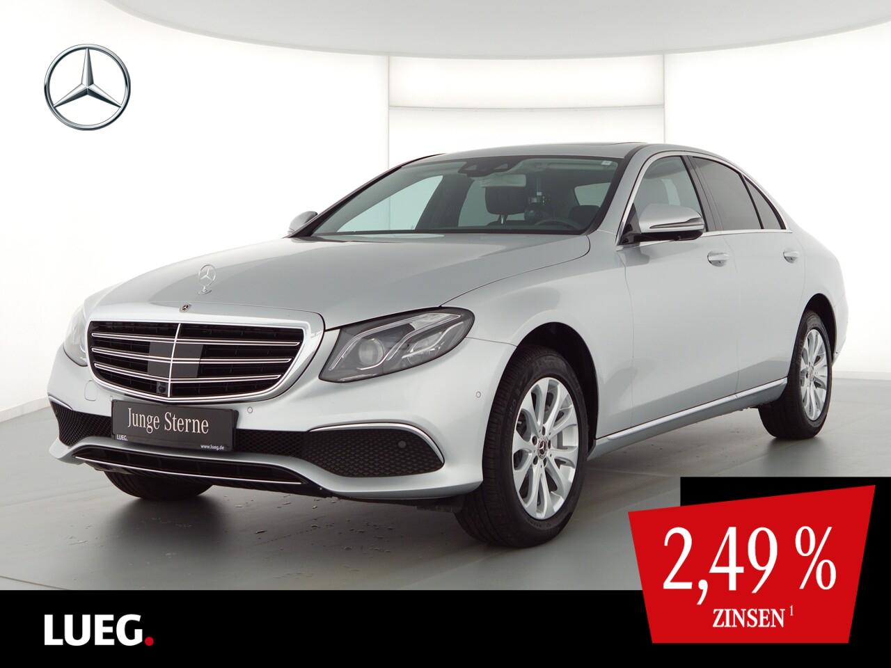 Mercedes-Benz E 220 d 4M COM+SHD+Burm+Mbeam+Sthzg+Airm+HUD+360, Jahr 2020, Diesel