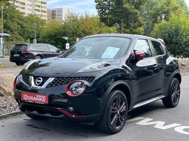 Nissan Juke 1.2 DIG-T N-Connecta Connect/Alu, Jahr 2017, Benzin