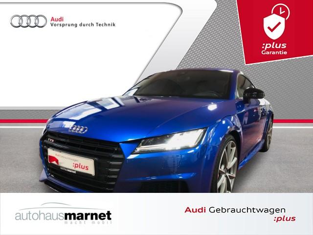 Audi TTS Coupé 2.0 TFSI quattro Navi Matrix B&O Einparkhilfe Rückfahrkamera Sitzheizung, Jahr 2017, Benzin