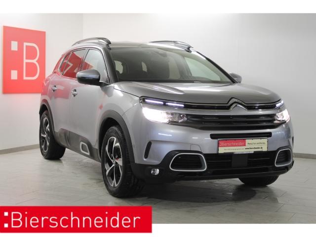 Citroën C5 Aircross 1.2 Feel AHK, Jahr 2019, Benzin