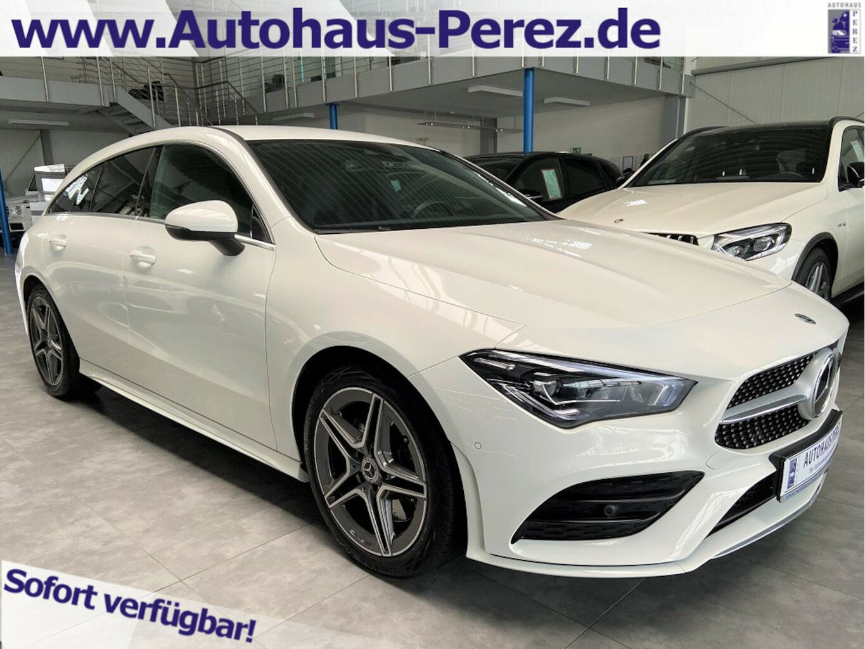 Mercedes-Benz CLA 250 Shooting Brake AMG MULTIBEAM-DISTRONIC, Jahr 2020, Benzin