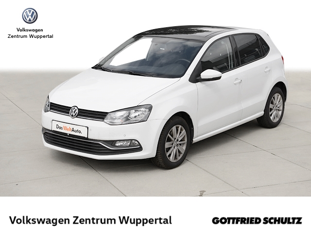 Volkswagen Polo 1,2 TSI Comfortline NAVI PANO PDC LM, Jahr 2017, Benzin